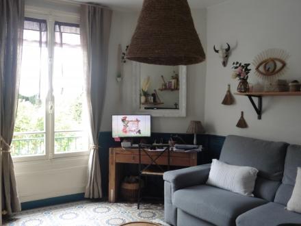 Location Maison de ville 5 pièces Montfort-l'Amaury (78490)