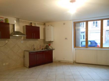 Location Appartement 2 pièces Thiers (63300) - BERANGER